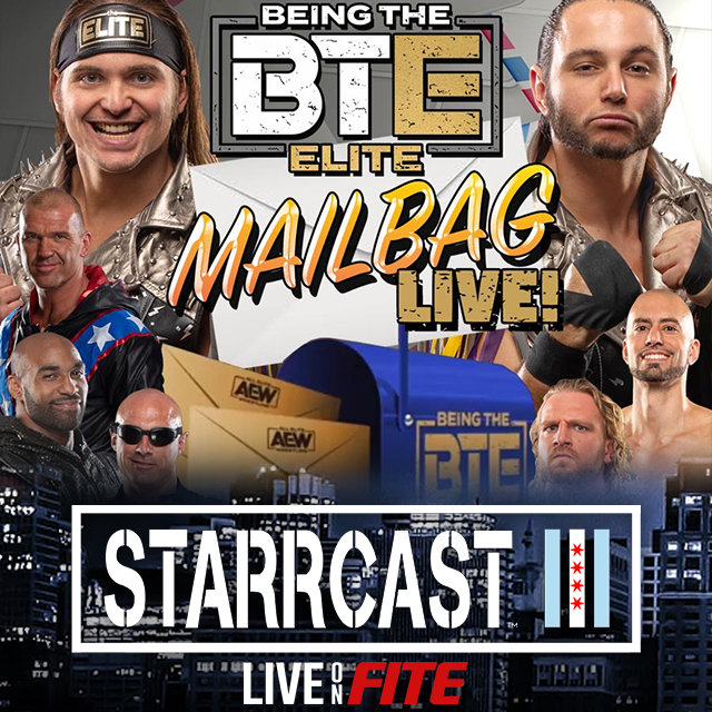 STARRCAST 3: Being The Elite Mailbag Live!