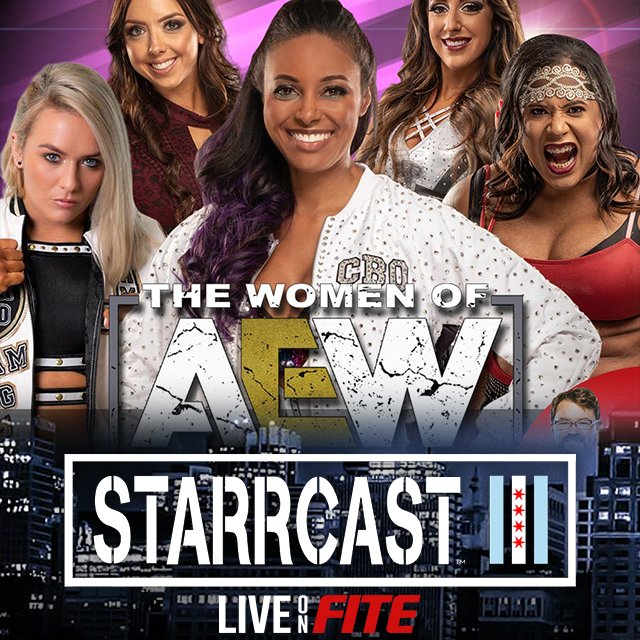 STARRCAST 3: The Women of AEW