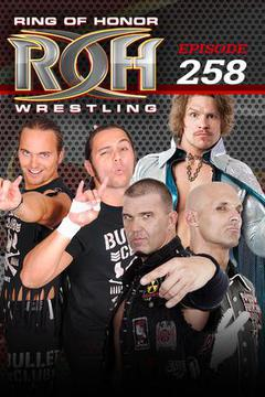ROH Wrestling: Episode #258