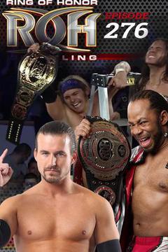 #2: ROH Wrestling: Episode #276