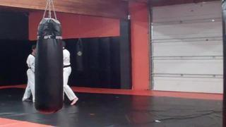 #3: 09-19-13 :: Taekwondo at Warrior Camp