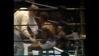 Wilfred Benitez vs Bruce Curry