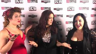The Ladies of ICW