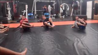 09-27-13 :: Boxing Conditioning @ Warrior Camp