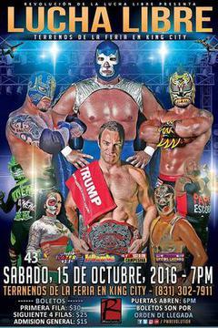 Pro Wrestling Revolution - Lucha Libre - October 2016
