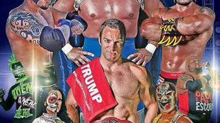 Pro Wrestling Revolution - Lucha Libre - October 2016