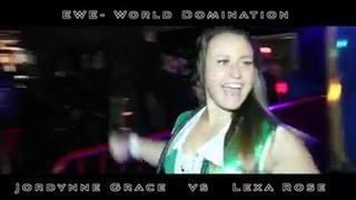 EWE Jordynne Grace Vs Lexa Rose Highlight