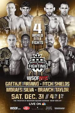 WSOF NYC: Main Event