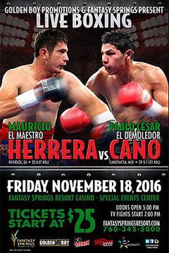 #3: GBP: Herrera vs. Cano