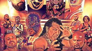 Pro Wrestling Revolution - Lucha Libre - November 2016