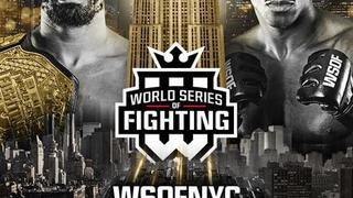 WSOF NYC: Prelims