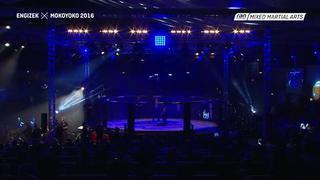 """GMC 8: Kerim Engizek """"Seyfullah"""" vs Mick Mokoyoko"""