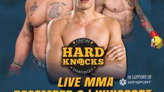 HARD KNOCKS FIGHTING CHAMPIONSHIP HK52