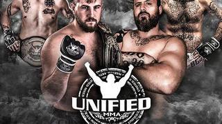 Unified MMA 29 - Tanner Boser vs Marcus Sursa