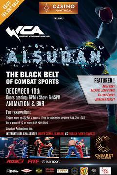 WCA: Aisudan Kickboxing