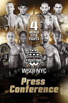 WSOF NYC: Press Conference