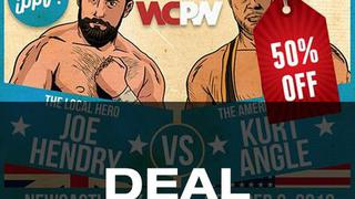 WCPW Refuse to Lose -  Deal Day 2