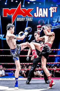 #1: MAX MUAY THAI: Jan. 1