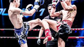 MAX MUAY THAI: Jan. 1