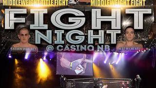 Fight Night at Casino NB