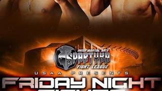 "Spartyka Fight League - SFL XXVII ""Friday Night Fights"""
