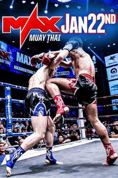 MAX MUAY THAI: Jan. 22