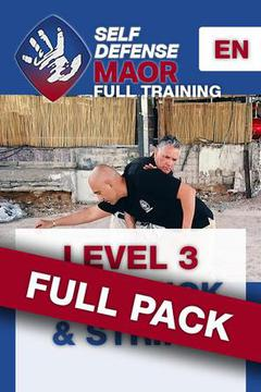 #3: Self Defense Maor : Level 3, FULL PACK