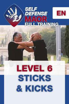 Self Defense Maor : Level 6, FULL PACK