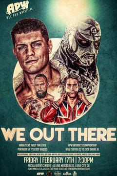 All Pro Wrestling: We Out There