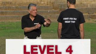 Self Defense Maor : Level 4, T1 - DE