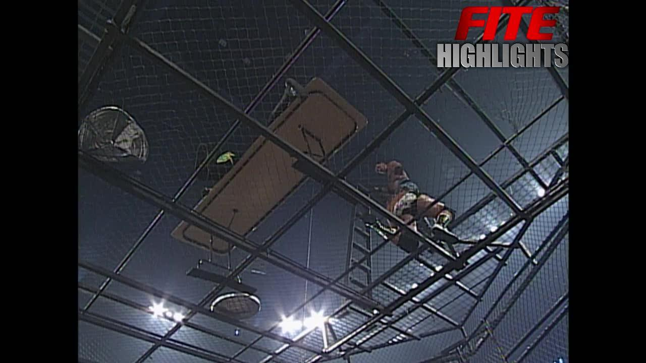 ▷ TNA Legends: Best of Steel Cage Matches 2 Highlights - FITE