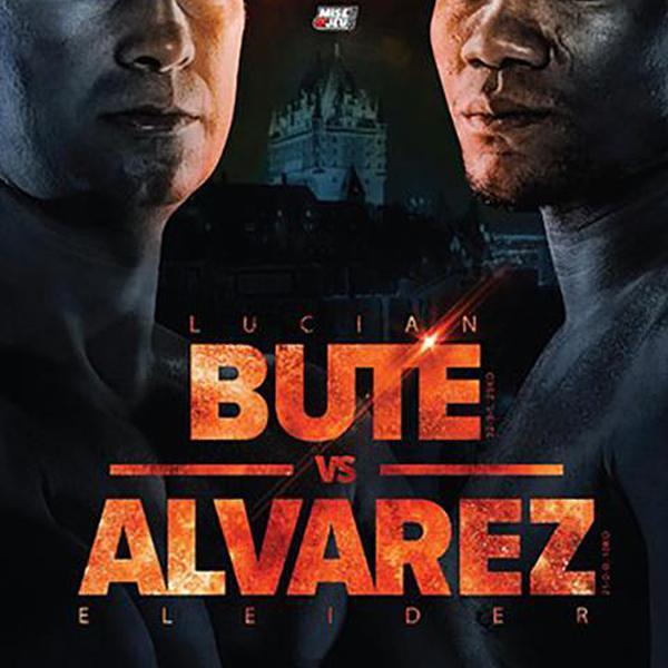 ▷ Lucian Bute vs. Eleider Alvarez (English) - Official PPV Replay