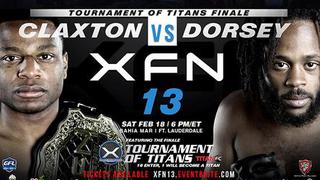 Xtreme Fighting Nation (XFN) 13: Tournament of Titans Finale