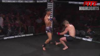 Legend MMA highlights