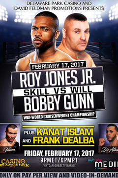 Skill vs Will: Roy Jones Jr vs Bobby Gunn