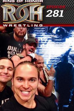 #3: ROH Wrestling: Episode #281