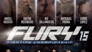 Fury FC 15
