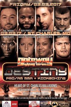 Gateway Fighting Series 8