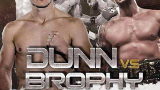 Zac Dunn vs David Brophy