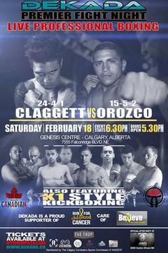 #2: Dekada Premier Fight Night, February 18