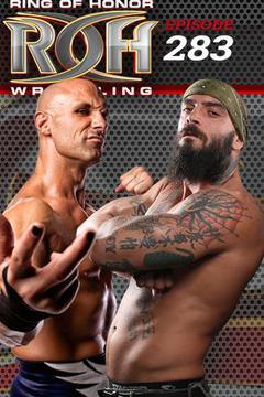 #3: ROH Wrestling: Episode #283