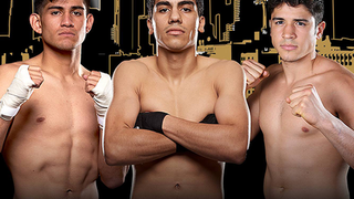 LA Fight Club: CHRISTIAN GONZALEZ Vs. ROMERO DUNO
