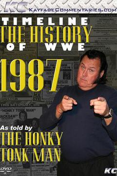 1987 - As told by The Honky Tonk Man