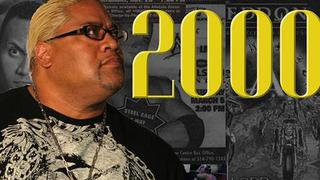 2000 - As told by Rikishi