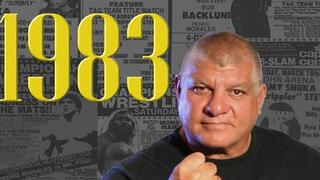 1983 - As told by Magnificent Muraco