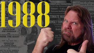 1988 - As told by Hacksaw Duggan