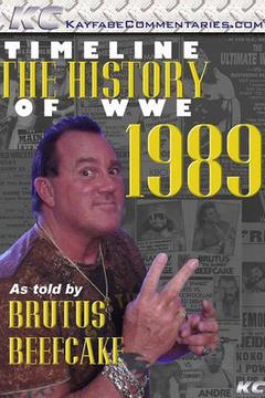 1989 - As told by Brutus Beefcake