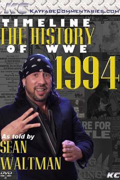 #3: 1994 - As told by Sean Waltman