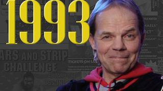 1993 - As told by Lex Luger