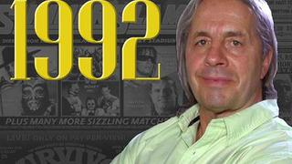1992 - As told by Bret Hitman Hart
